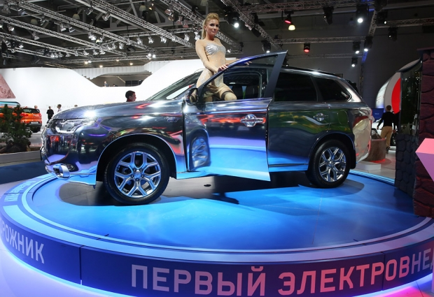 Московский автосалон-2014