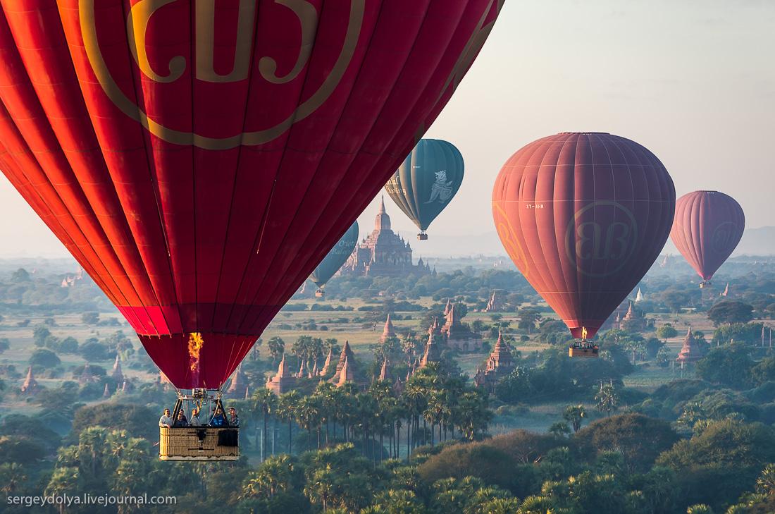 насколько безопасно летать на воздушном шаре предложений всех перевозчиков