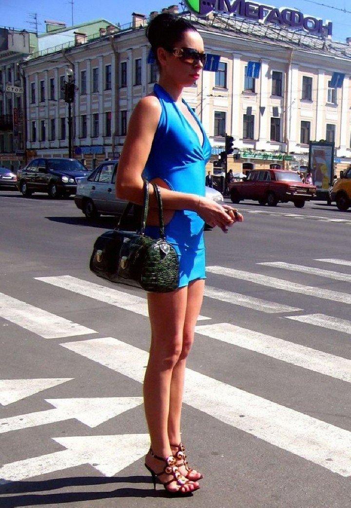 русский съем на улице-цл2