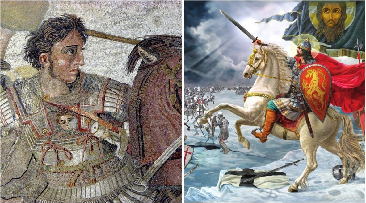 an introduction to the achievements of alexander the great the king of macedon