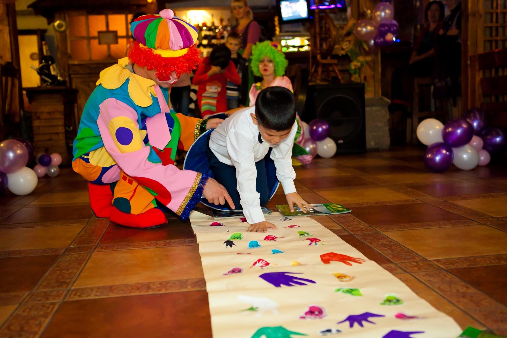 Интересный сценарий детского праздника