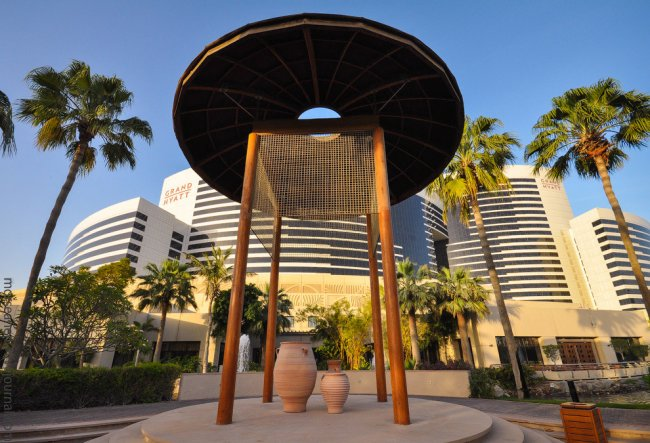Отель Grand Hyatt Dubai