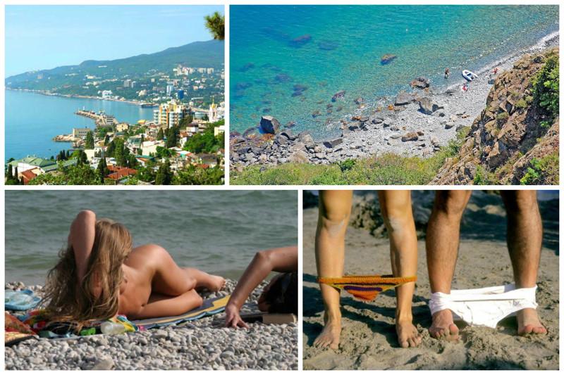 Крымские нудисты фото 73249 фотография
