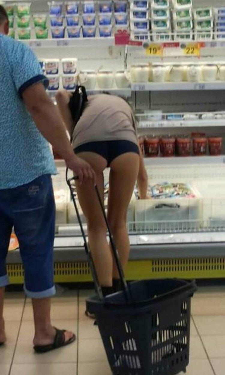Сексуальные Продавцы