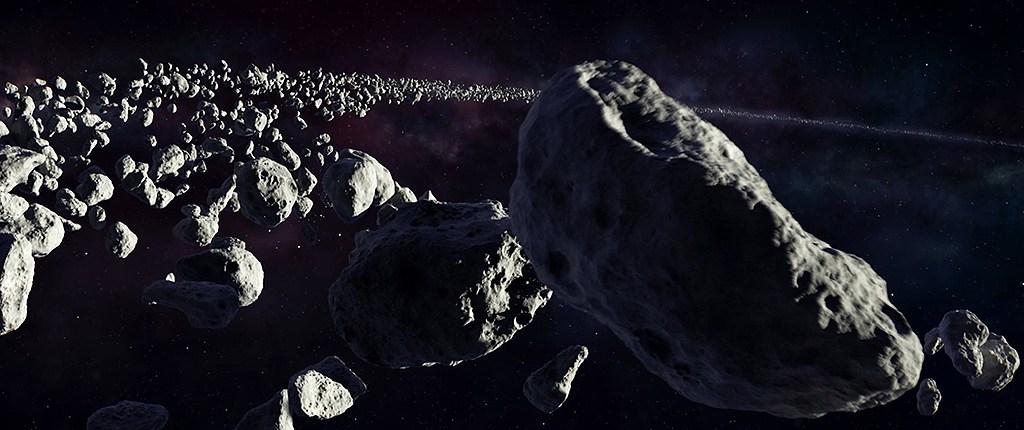 Что будет, если астероиды соберутся в планету?